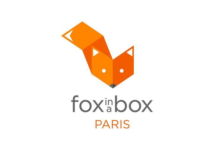 image logo fox in a box