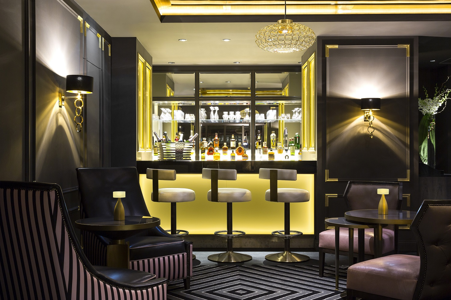 Hilton Paris Opera_Le Petit Bar