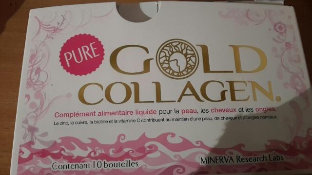 PURE GOLD COLLAGEN® LA SOLUTION ANTI-ÂGE TENDANCE ARRIVE EN FRANCE
