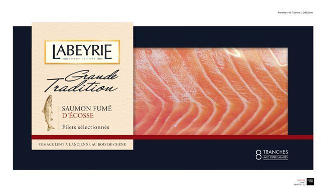 LABEYRIE: Les saumons. Pour des fêtes réussies, comment les choisir