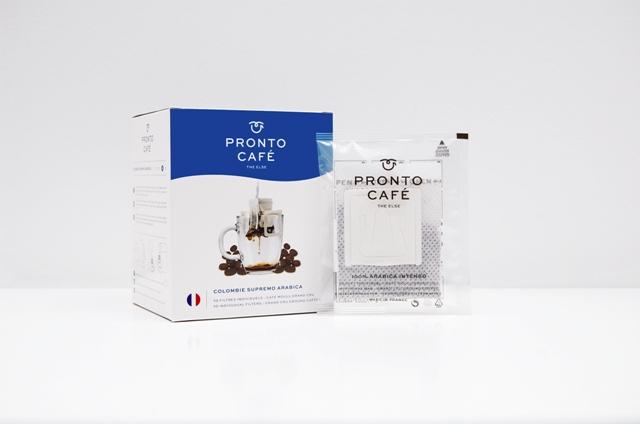 PRONTO CAFE, un café  autrement made in France