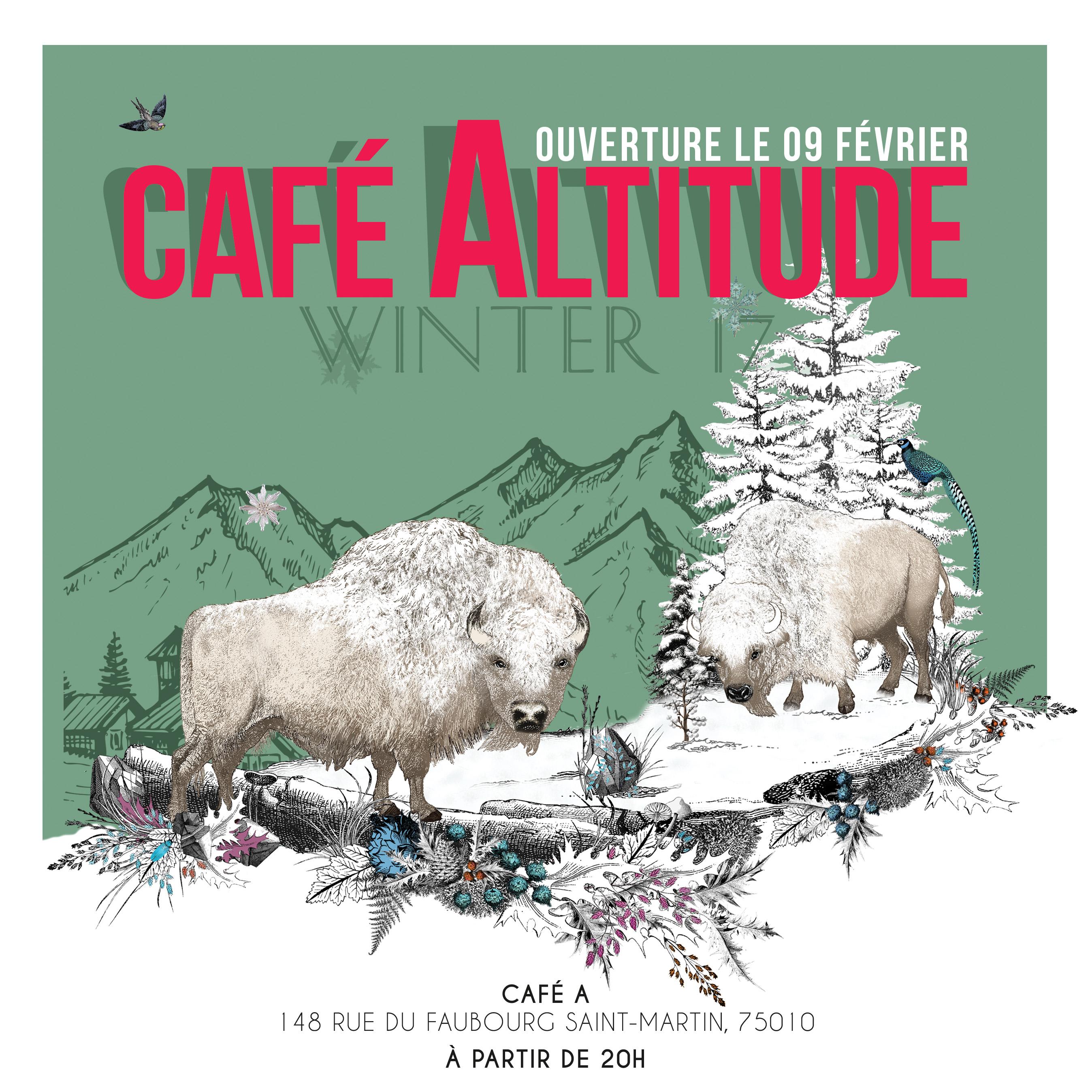 Visuel Instagram Café Altitude