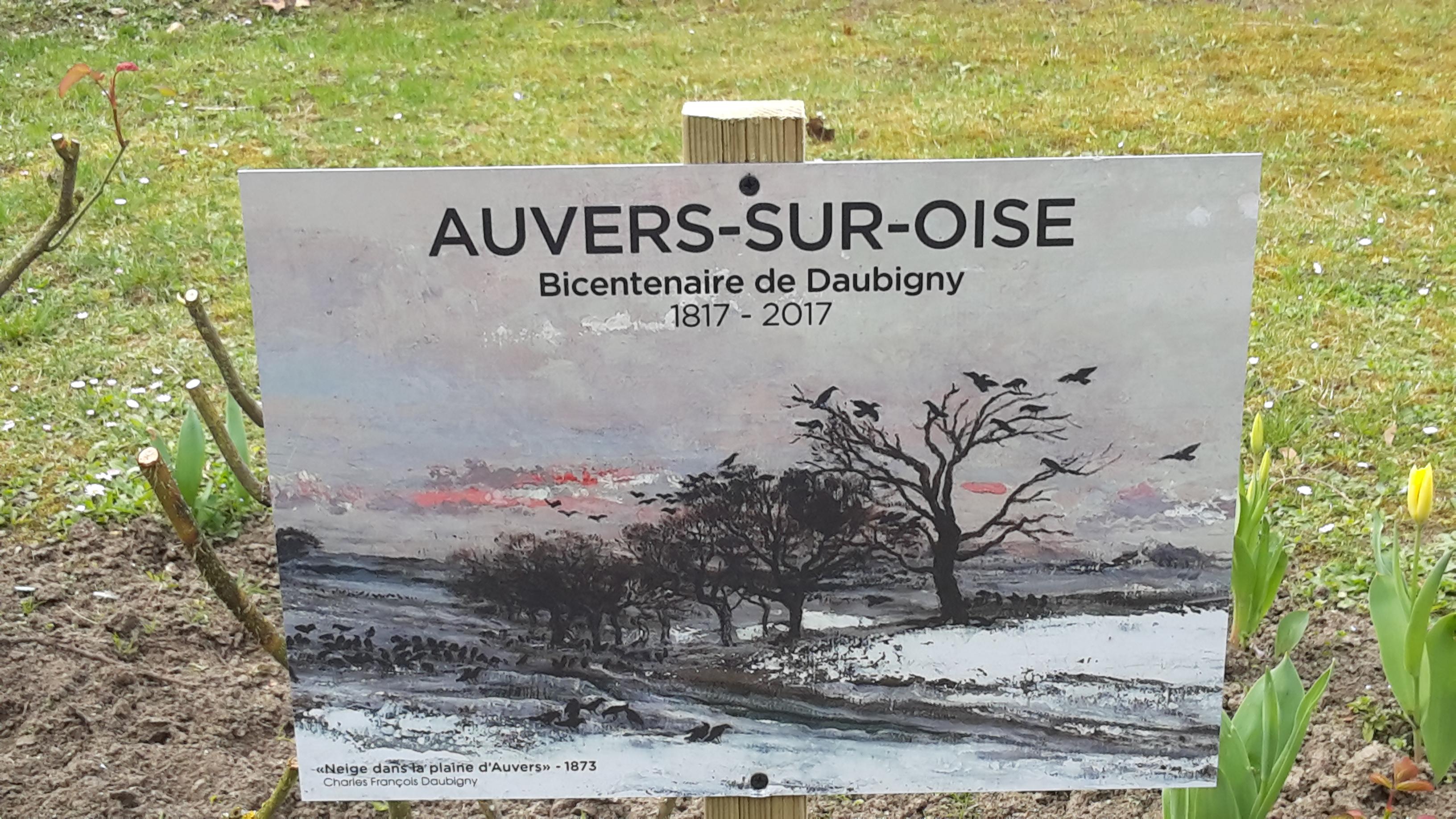 Sur les pas de DAUBIGNY, aux sources de l'impressionnisme.