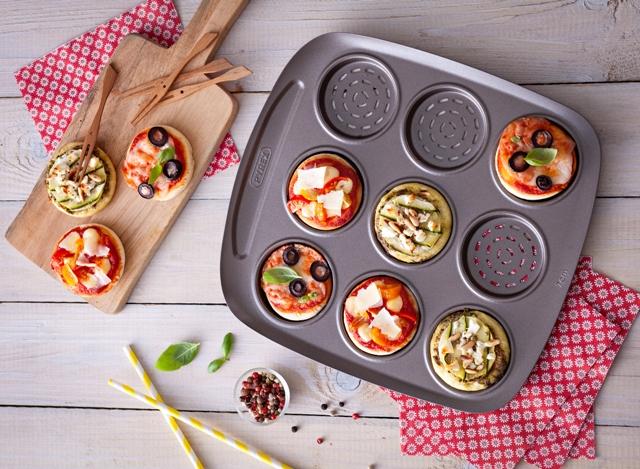 Avec Pyrex, créez vos pizzas à l'infini!
