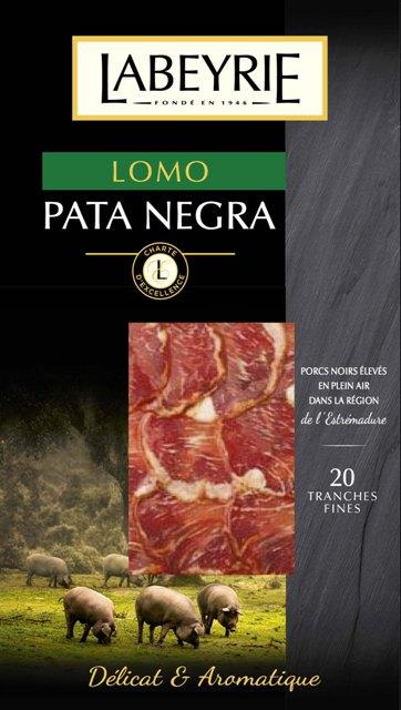 CHEZ LABEYRIE , un jambon d'excellence: LE PATA NEGRA