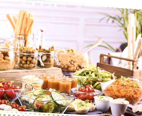 CAMPANILE Cocktails, apéro, bar à salades, nouvelle carte