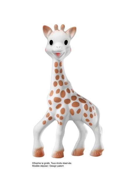 Où est Sophie la Girafe? Une découverte sensorielle de Bordeaux, Nantes, Rennes et Rouen