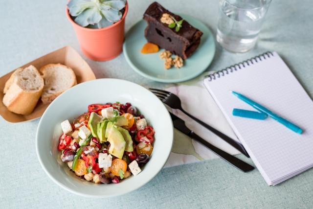 JUSTSTUDY par Allo Resto, repas équilibrés pour les étudiants!