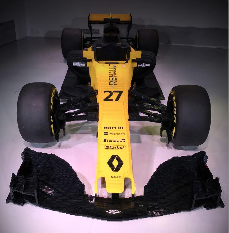 Renault Sport Formula One Team® Et Lego® France Se