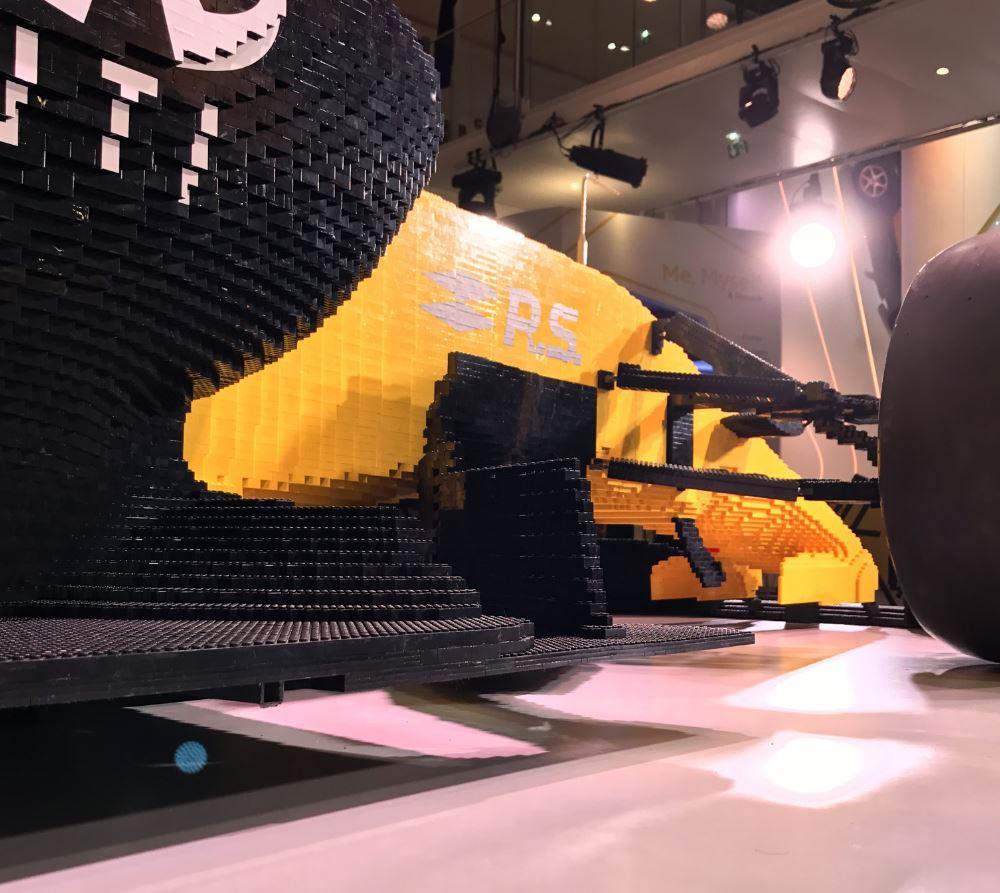 Renault Sport Formula One Team Et Lego France Se: Renault Sport Formula One Team® Et Lego® France Se