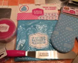 Devenez Le Meilleur Pâtissier à la Maison avec les produits officiels