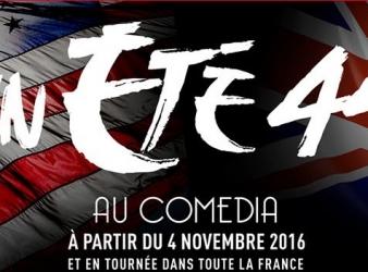 Un ETE 44: le nouveau spectacle Musical à découvrir dès le 4 Novembre 2016