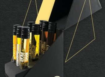 Spirit Collection : un coffret de dégustation à personnaliser par V&B